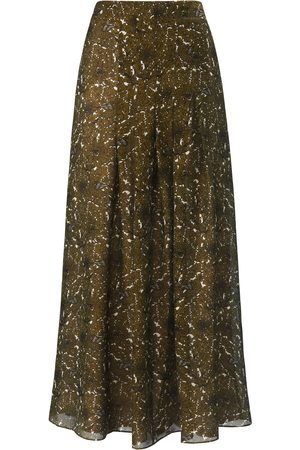 Windsor Kvinder Nederdele - Nederdel i maxilængde Fra grøn