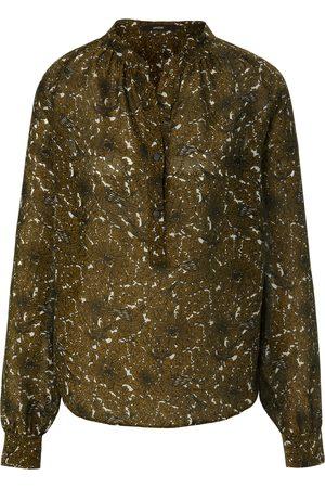 Windsor Kvinder Langærmede skjorter - Skjorte lange ærmer Fra grøn