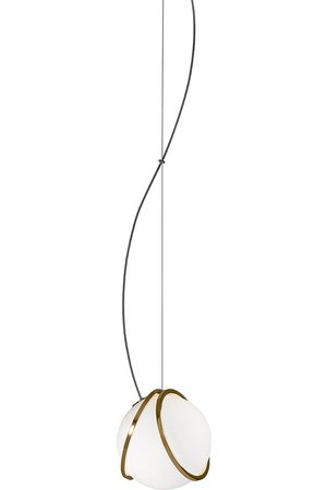 TERZANI Pug Pendant Lamp W/canopy