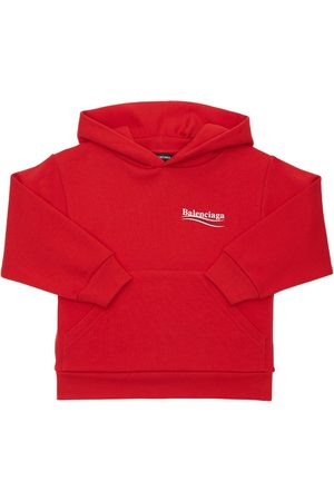 Balenciaga Cotton Sweatshirt Hoodie