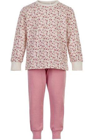 CeLaVi Pyjamas - Nattøj - Blush m. Blomster