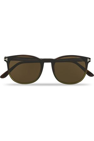 Tom Ford Mænd Solbriller - Ansel Sunglasses Havana/Roviex