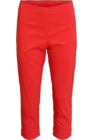 Brandtex Kvinder Leggings - Capri leggings - Tomato - 0 / 36