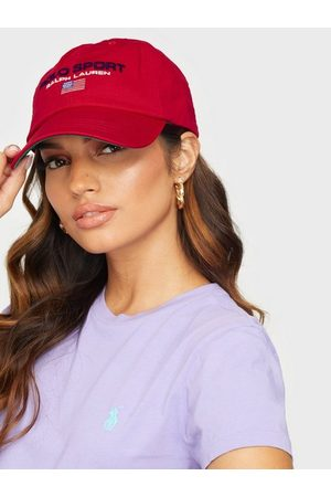Polo Ralph Lauren Kvinder Kasketter - Cls Sprt Cap-Hat Kasketter Red