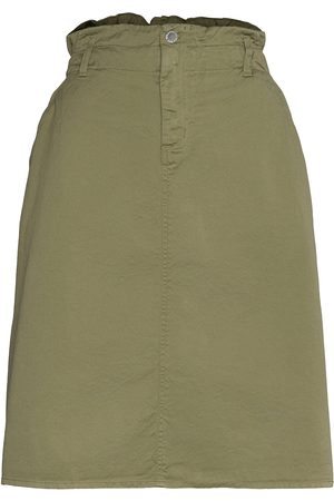 R-COLLECTION Anorak Skirt Knælang Nederdel