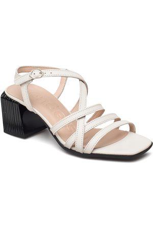 Wonders Kvinder Pumps sandaler - F-7602 Iseo Sandal Med Hæl