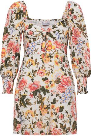 FAITHFULL THE BRAND Kvinder Festkjoler - Arianne Mini Dress Dresses Everyday Dresses Multi/mønstret