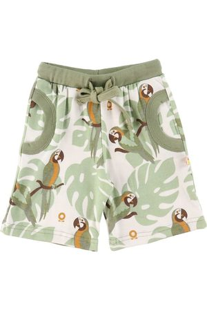 Katvig Shorts - m. Papegøjer