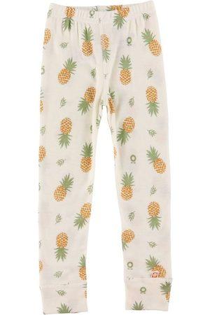 Katvig Leggings - Leggings - Uld - m. Ananas