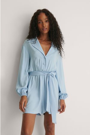 Pelican Bay x NA-KD Playsuit