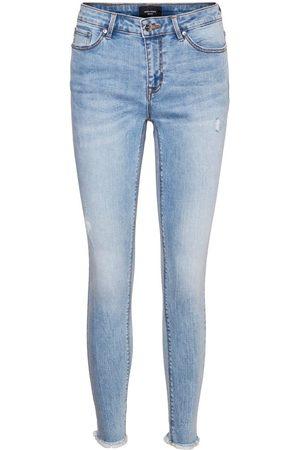 Vero Moda Vmhanna Normal Waist Skinny Fit Jeans Kvinder