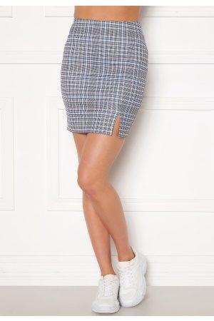 Sara Sieppi x Bubbleroom Mini Skirt Grey XS