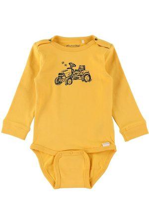 Minymo Sparkedragter - Body l/æ - York Yellow