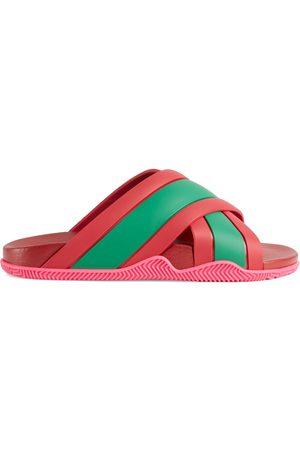 Gucci Women's Web slide sandal