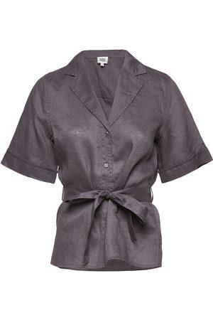 Twist & tango Kvinder Kortærmede skjorter - Ashley Shirt Kortærmet Skjorte