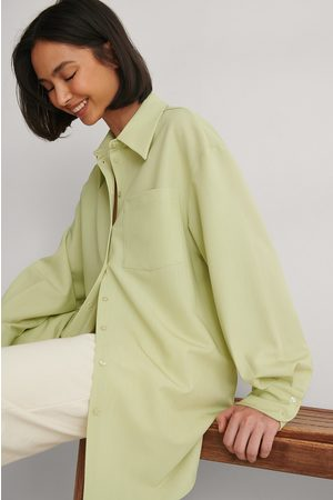 NA-KD Kvinder Casual skjorter - Oversize Skjorte