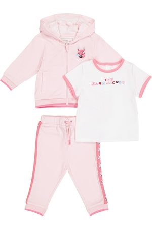 The Marc Jacobs Babysæt - Baby tracksuit and T-shirt set
