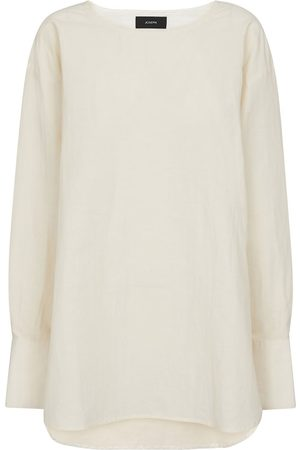Joseph Bregan cotton and hemp top