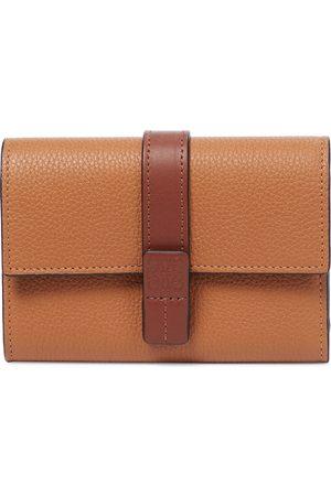 Loewe Kvinder Punge - Vertical Small leather wallet