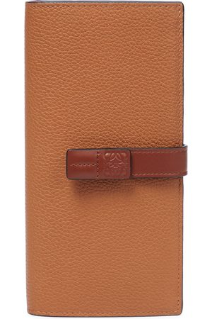Loewe Vertical leather wallet