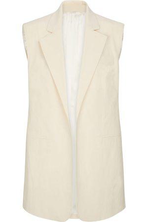 Peter Do Stretch-cotton vest
