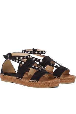 Jimmy Choo Kvinder Espadrillos - Denise suede espadrille sandals