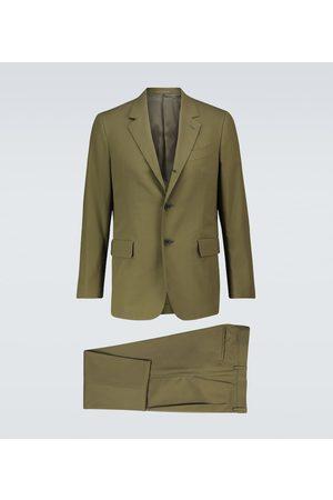 CARUSO Mænd Jakkesæt - Macbeth cotton suit