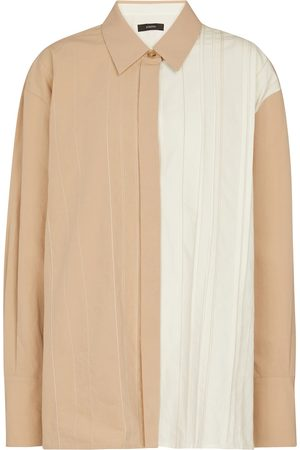Joseph Kvinder Casual skjorter - Bacar cotton and linen shirt