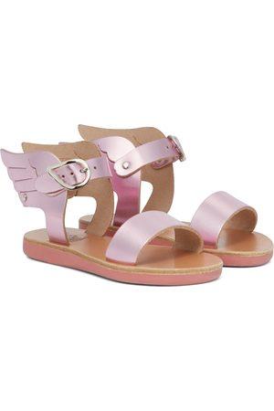 Ancient Greek Sandals Piger Sandaler - Little Ikaria Soft leather sandals