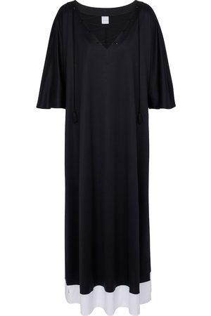 Max Mara Kvinder Midikjoler - Prosit lyocell and cotton midi dress
