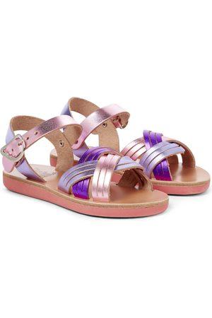 Ancient Greek Sandals Piger Sandaler - Little Electra Soft leather sandals