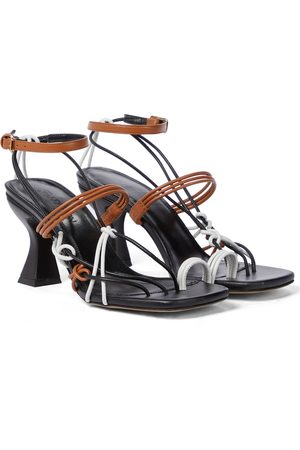 J.W.Anderson Leather sandals