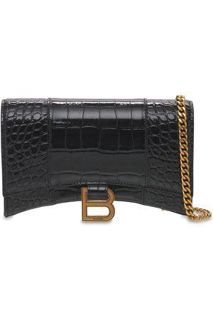 BALENCIAGA Kvinder Punge - Leather Hour Chain Wallet