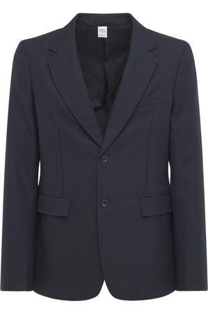 Comme des Garçons Wool Blend Gabardine Jacket