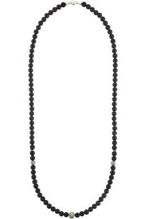 Nialaya Mænd Halskæder - Halskæde med perler