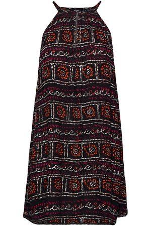 Superdry Kvinder Mønstrede kjoler - Beach Cami Dress Badetøj Multi/mønstret