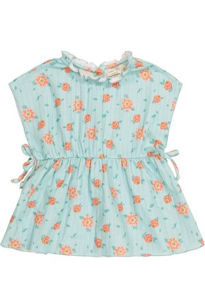 Louise Misha Piger Toppe - Angika floral cotton top