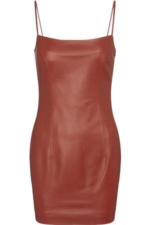 Zeynep Arçay Leather minidress