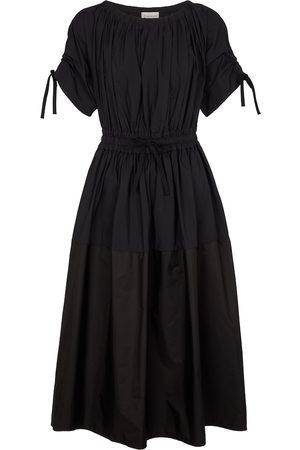 Moncler Kvinder Midikjoler - Pleated midi dress