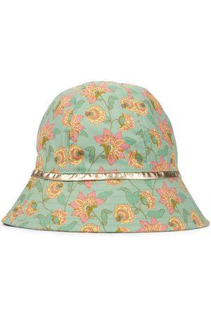 Louise Misha Piger Hatte - Granima floral rain hat