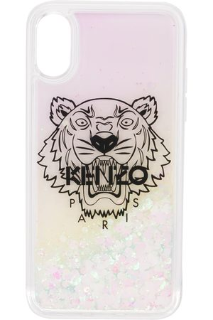Kenzo Mænd Mobil Covers - IPhone X-cover med tigerhoved