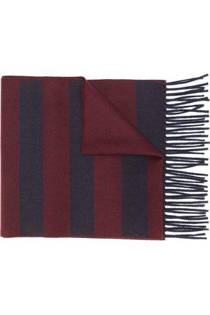 Salvatore Ferragamo Tørklæde med colourblocking