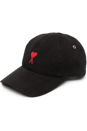 AMI Paris Baseballkasket med broderet logo