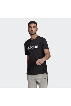 adidas Essentials Embroidered Linear Logo T-shirt