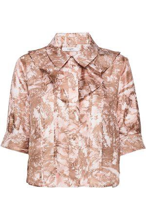 Lovechild Romana Shirt Kortærmet Skjorte Lyserød