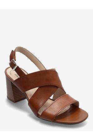 Clarks Jocelynne Bao Sandal Med Hæl
