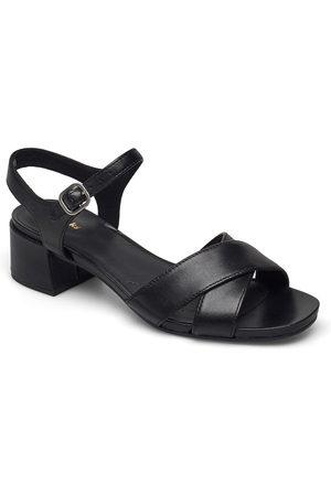 Clarks Sheer35 Strap Sandal Med Hæl