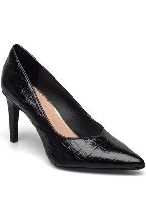 Clarks Genoa85 Court Shoes Heels Pumps Classic