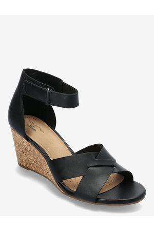 Clarks Margee Gracie Sandal Med Hæl