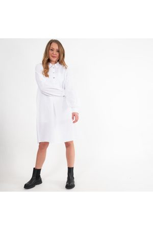 SisterS point Kvinder Langærmede skjorter - MIVA-LONG